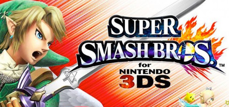 Super Smash Bros. (3DS) Banner