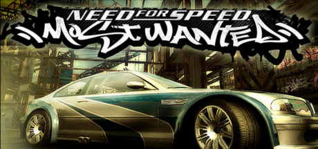 Need for Speed: Most Wanted (2005) Banner