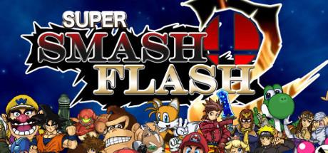 Super Smash Flash 2 Banner