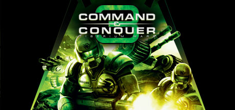 Command & Conquer 3: Tiberium Wars Banner