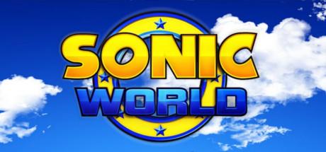 Sonic World Banner