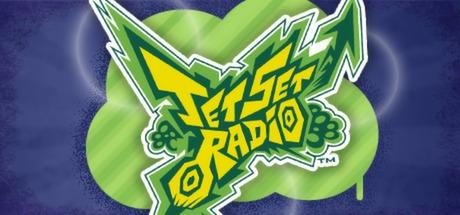 Jet Set Radio Banner