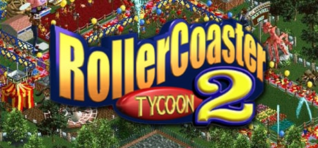 RollerCoaster Tycoon 2 Banner