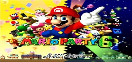 Mario Party 6 Banner