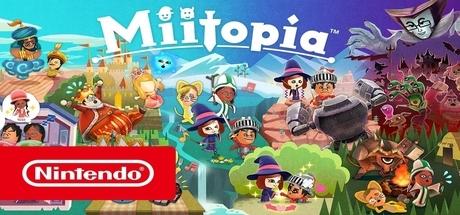 Miitopia (3DS) Banner