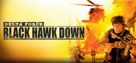 Delta Force: Black Hawk Down Banner