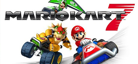 Mario Kart 7 Banner