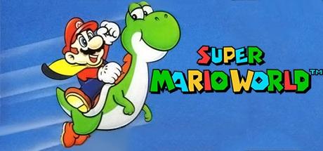 Super Mario World Banner