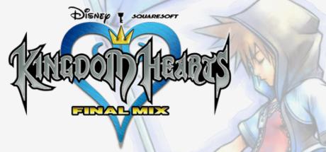 Kingdom Hearts II - Final Mix Banner