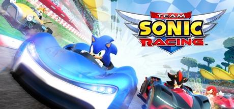 Team Sonic Racing Banner