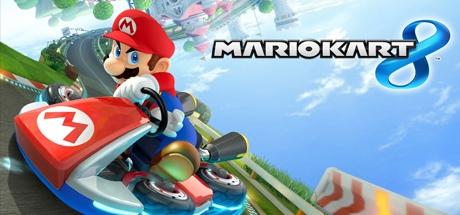 Mario Kart 8 Banner