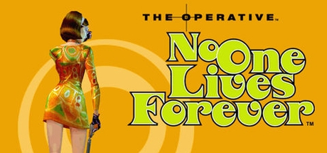 The Operative: No One Lives Forever Banner
