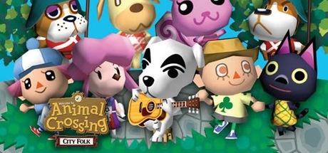 Animal Crossing: City Folk Banner