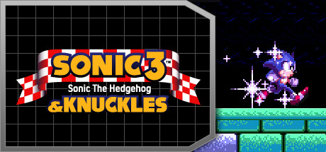 Sonic the Hedgehog 3 & Knuckles Banner