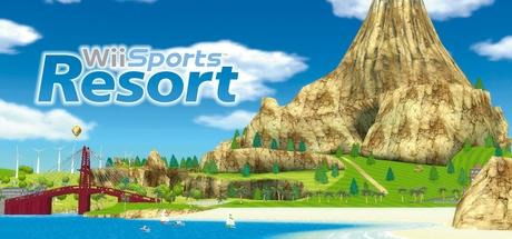 Wii Sports Resort Banner