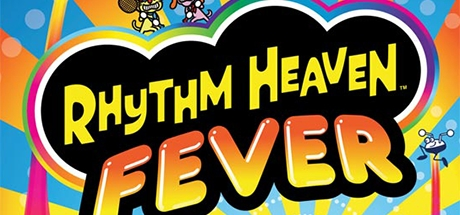 Rhythm Heaven Fever Banner