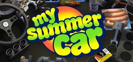 My Summer Car Banner