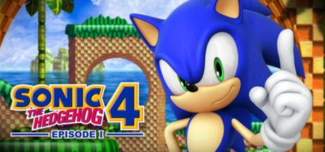 Sonic the Hedgehog 4: Episode I Banner