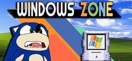 Sonic WindowsZone Banner