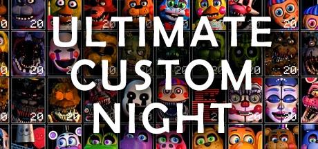 Ultimate Custom Night Banner