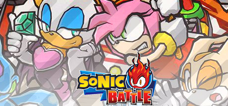 Sonic Battle Banner