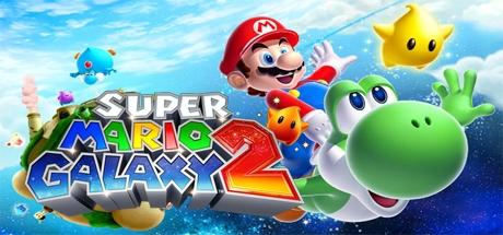 Super Mario Galaxy 2 Banner