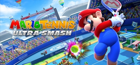 Mario Tennis: Ultra Smash Banner