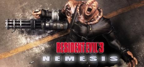 Resident Evil 3: Nemesis Banner