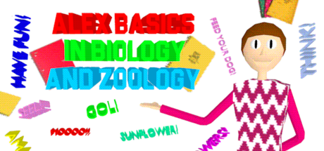 Alex Basics in Biology and Zoology Banner