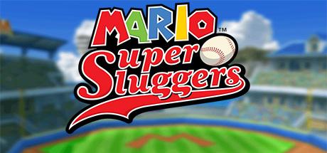 Mario Super Sluggers Banner