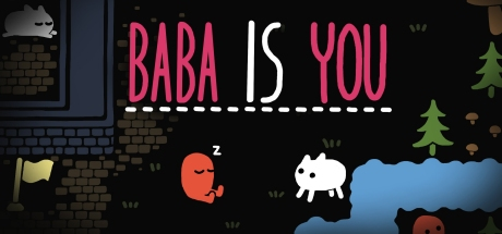 Baba Is You Banner