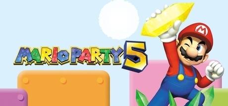 Mario Party 5 Banner