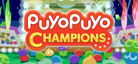 Puyo Puyo Champions Banner