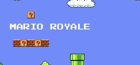 Mario Royale Banner