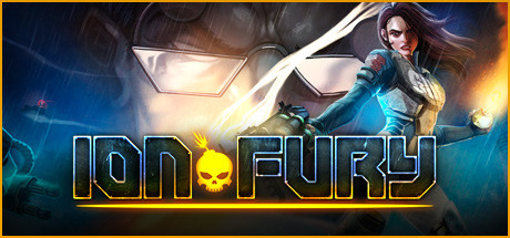 Ion Fury Banner