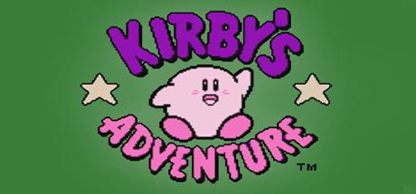 Kirby's Adventure Banner
