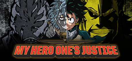 My Hero One's Justice Banner