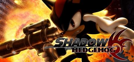 Shadow the Hedgehog Banner
