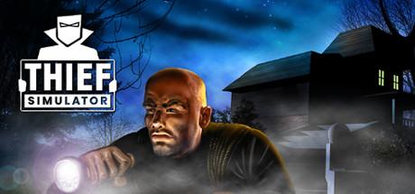 Thief Simulator Banner