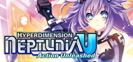 Hyperdimension Neptunia U: Action Unleashed Banner