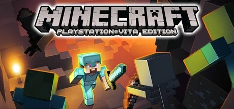 Minecraft: PS Vita Edition Banner