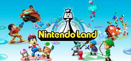Nintendo Land Banner