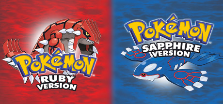 Pokemon Ruby and Sapphire Banner