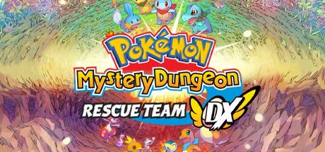 Pokemon Mystery Dungeon Rescue Team DX Banner