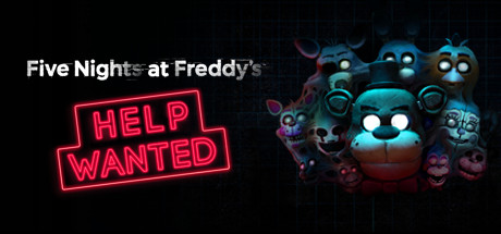 Five Nights at Freddy's: Help Wanted Banner