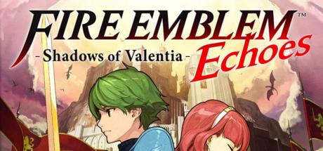 Fire Emblem Echoes: Shadows of Valentia Banner