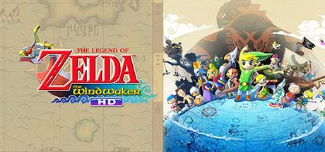 The Legend of Zelda: The Wind Waker HD Banner