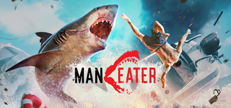 Maneater Banner