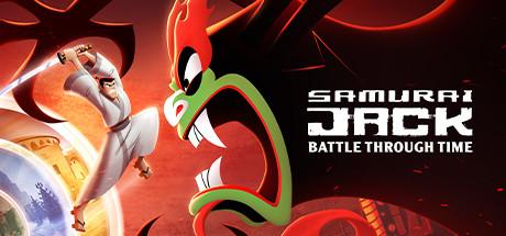 Samurai Jack: Battle Through Time Banner