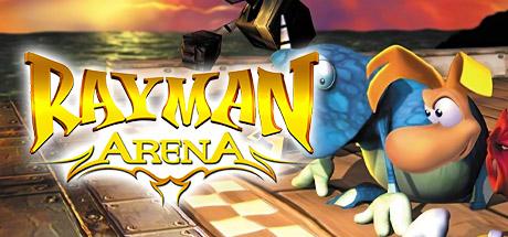 Rayman Arena Banner